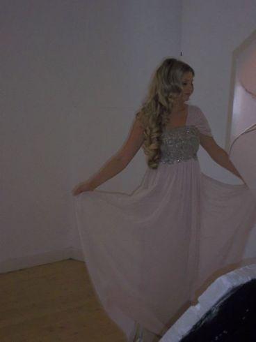 Anna cover shoot