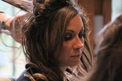 Jodie Marsh Make-up