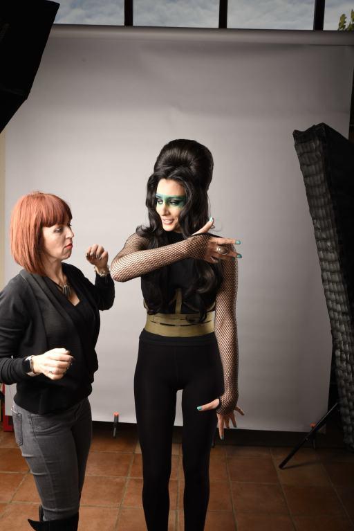 Vicki Lord hairstylist