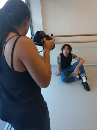 behind scenes models101.com.au